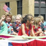 July 4th parade continues growth