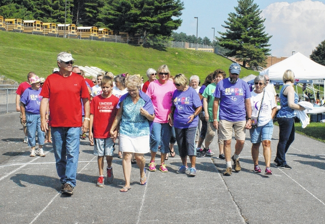 Relay for Life gives hope, encouragement