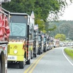 Truckers Parade continues to get the word out on Relay for Life