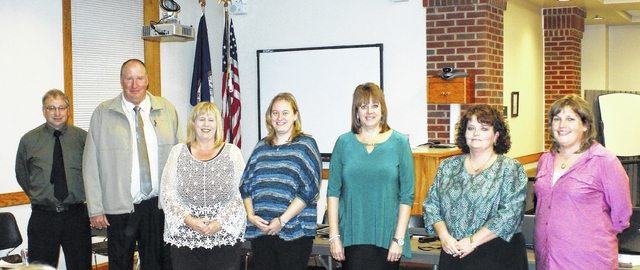School Board honors Teacher Of the Year nominees