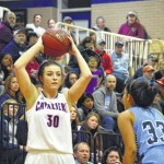 Cavs blow away Millbrook with 21-0 run