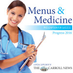 Menus & Medicine: Progress 2016