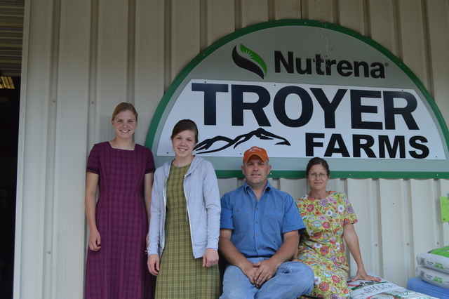 Troyer Farm and Garden goes above and beyond for customer