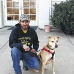 Area man hopes to increase awareness of service animals