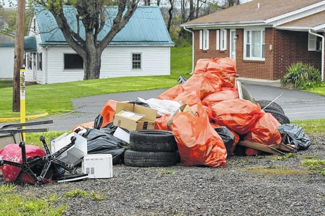 Second annual 'Team-Up to Clean-Up' set for April 30