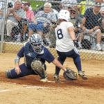 Carroll pulls rank on Colonels in Region 4A softball