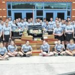 CCHS cadets mark 100th JROTC anniversary with 5K