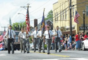 Patriotism, family fun featured at Hillsville July 4 celebration