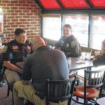 Shoney's thanks local law enforcement with free meal day