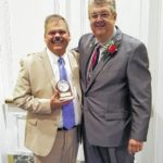 Mullins named Virginia's Funeral Director of the Year