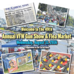 Flea Market and Gun Show 2016