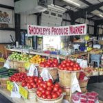 Shockley's Produce Market is open for business