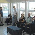 Wall Residences group home open house held in Woodlawn