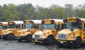 New incentive program hopes to fill ranks of bus drivers