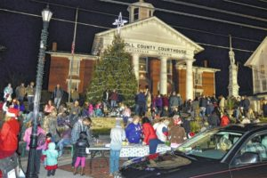 Hillsville sees holiday season 'Through A Child's Eyes'