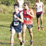 Carroll's Haynes captures Conference 24 cross country title