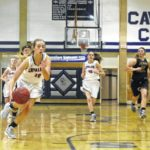 Lady Cavs streak past Floyd in season opener