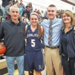 Carroll's Lundy scores 1,000th career point