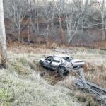 Man charged with DUID after wreck knocks out power in Carroll