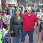 Wooden Nickel Clothing Closet aims to help those in need