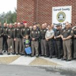 Late deputy inspires student