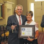 Local honored by Governor