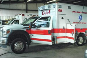 Carroll announces plan to enhance EMS services in Cana