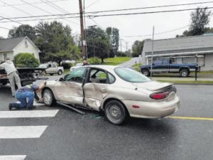 Max Meadows woman charged after two-vehicle wreck in Hillsville