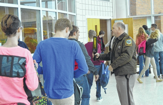 Police respond to weapons threat at CCHS | Carroll News
