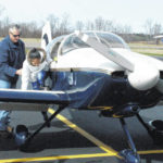 Gladeville fifth grade students take to the skies