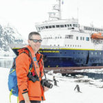 Mitchell to share Antarctica experience with public