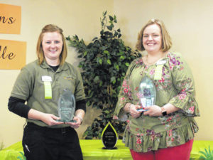 Commonwealth Senior Living honored with three awards