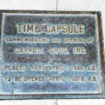 Time Capsule 'Reveal' set for May 12