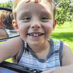 Carroll authorities working missing child case
