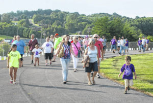 'Once Upon A Cure' is Relay For Life's theme