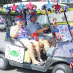 Hillsville's Fourth of July Parade