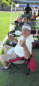 Local archer wins two gold medals