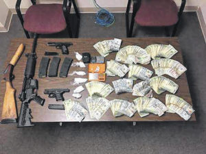 Carroll drug bust nets $15,000 in meth, $14,000 in cash