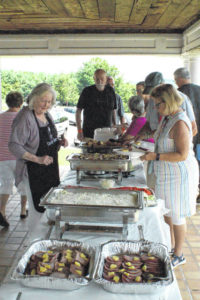 Airstream Club learns about 1912 Hillsville Tragedy