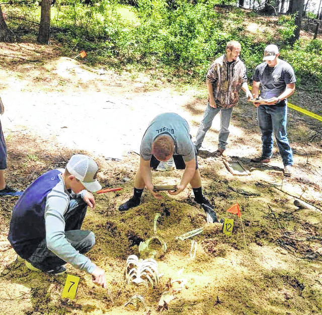 Body' discovered in Criminal Justice class | Carroll News
